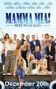 Brighouse Cinema - Mamma_Mia 2